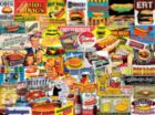 Burgers & Dogs - 1000pc Jigsaw Puzzle By White Mountain