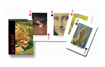 Art Detail - Playing Cards