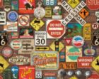 Road Trip - 1000pc Jigsaw Puzzle By White Mountain