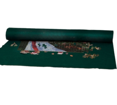 """Puzzle Roll Up Mat (36"""" x 48"""") - By White Mountain"""