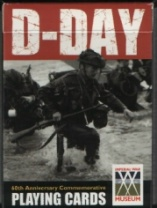 D-Day - Playing Cards