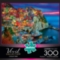Vivid: Cinque Terre - 300pc Jigsaw Puzzle by Buffalo Games