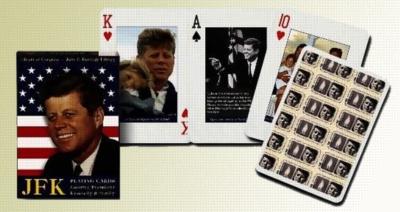 JFK - Playing Cards