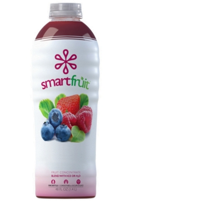 SmartFruit - 100% Real Fruit Puree: 48 fl. oz. Bottle