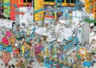 Crowd Pleasers: Candy Factory - 1000pc Jigsaw Puzzle by Ceaco