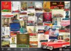 Vintage Car Ads - Cadillac - 1000pc Jigsaw Puzzle by EuroGraphics
