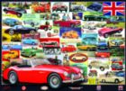 British Motor Heritage - 1000pc Jigsaw Puzzle by Eurographics