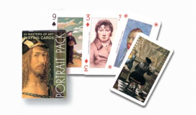 Self-Portraits - Playing Cards