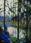 Study for Northern River by Tom Thomson - 1000pc Jigsaw Puzzle by Eurographics