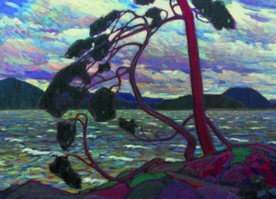 The West Wind by Tom Thomson - 1000pc Jigsaw Puzzle by Eurographics