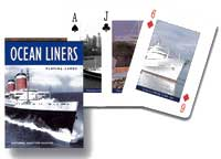 Ocean Liners - Playing Cards