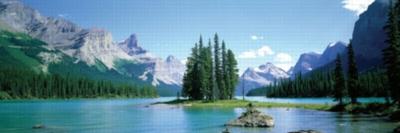 Maligne Lake Jigsaw Puzzle - 750pc Jigsaw Puzzle By Eurographics