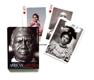 African American - Playing Cards