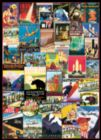 Travel USA Vintage Posters - 1000pc Jigsaw Puzzle by Eurographics
