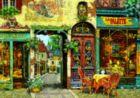 La Palette Notre Dame, Victor Shvaiko - 1000pc Jigsaw Puzzle by Educa