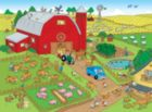101 Things to Spot on the Farm - 101pc Jigsaw Puzzle by Masterpieces