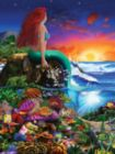Book Box: Little Mermaid - 300pc EZ Grip Jigsaw Puzzle by Masterpieces