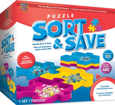 Sort & Save - Puzzle Accessory by Masterpieces