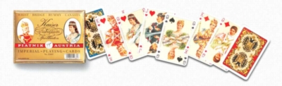Imperial Kaiser - Double Deck Playing Cards