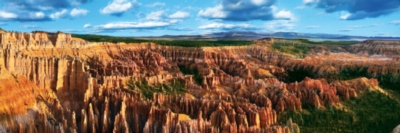 Bryce Canyon - 1000pc Panoramic Jigsaw Puzzle by Masterpieces