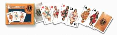 Romanov - Double Deck Playing Cards