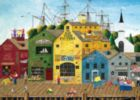 Hometown: Crow�s Nest Harbor - 1000pc Jigsaw Puzzle by Masterpieces