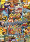 See America - 1000pc Suitcase Jigsaw Puzzle by Masterpieces