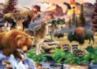 Animal Planet: Wild America - 1000pc Jigsaw Puzzle by Masterpieces