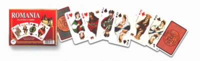 Romania - Double Deck Playing Cards