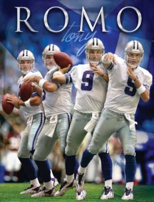 NFL: Tony Romo - 100pc Jigsaw Puzzle by Masterpieces