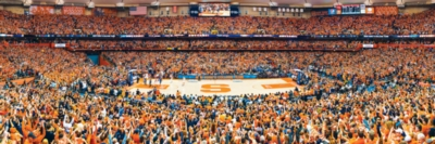 NCAA: Syracuse - 1000pc Panoramic Jigsaw Puzzle by Masterpieces