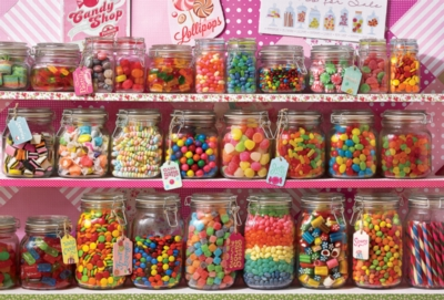 Candy Store - 2000pc Jigsaw Puzzle by Cobble Hill