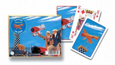 Air Show - Double Deck Playing Cards