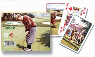 Open Championship - Double Deck Playing Cards
