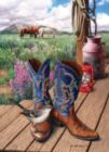 Boots - 1000pc Jigsaw Puzzle by Cobble Hill