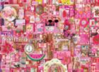 Rainbow Project: Pink - 1000pc Jigsaw Puzzle by Cobble Hill