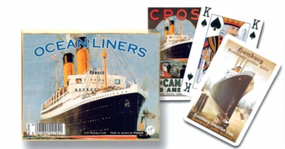 Ocean Liners - Double Deck Playing Cards