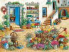 Fancy Flower Shop - 275pc Easy Handling Jigsaw Puzzle by Cobble Hill