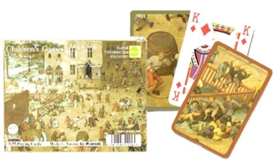 Children Games - Double Deck Playing Cards