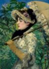 Manet: Spring - 1000pc Jigsaw Puzzle by D-Toys
