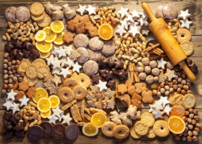 Cookies - 1000pc Jigsaw Puzzle by D-Toys