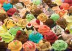 Ice Cream - 1000pc Jigsaw Puzzle by Jack Pine