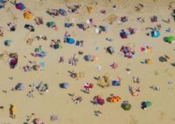 Above the Beach - 1000pc Jigsaw Puzzle by Piatnik
