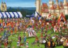 Ruyer: Tournament of Knights - 1000pc Jigsaw Puzzle by Piatnik