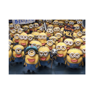 Despicable Me 3 - 1000pc Jigsaw Puzzle by Ravensburger