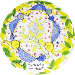 Thingies: My Heart is Your Heart - 60pc Mini Jigsaw Puzzle by Springbok