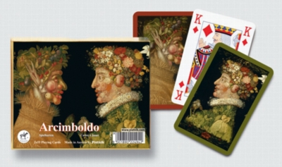 Arcimboldo - Double Deck Playing Cards