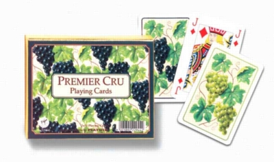 Premier Cru - Double Deck Playing Cards