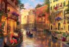 Sunset In Venice - 1500pc Jigsaw Puzzle by Educa