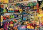The Farmers Market - 2000pc Jigsaw Puzzle by Educa